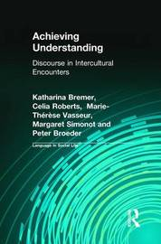 Achieving Understanding by Katharina Bremer