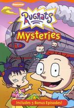 Rugrats Mysteries on DVD