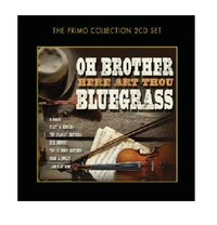 Oh Brother - Here Art Thou Bluegrass by Various Artists