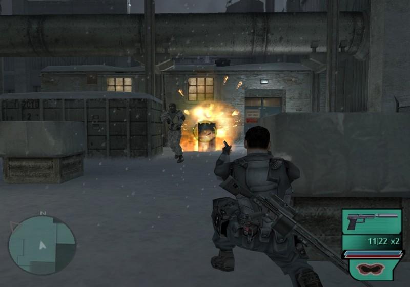 Syphon Filter: Dark Mirror for PlayStation 2 image