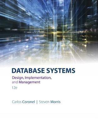Database Systems by Steven Morris