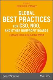 Global Best Practices For NGO Boards by Boardsource
