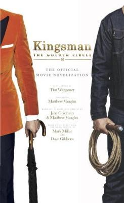 Kingsman by Tim Waggoner image