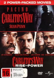Carlito's Way / Carlito's Way: Rise To Power on DVD