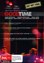 Good Time on DVD