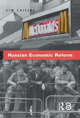 Russian Economic Reform by James Leitzel image