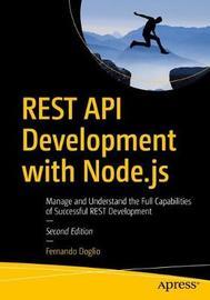 REST API Development with Node.js by Fernando Doglio image