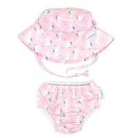 Bumkins: Swim Set - Sea Unicorn (Small/6-12 Months)
