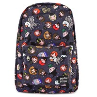 Loungefly: Harry Potter - Chibi Print Backpack