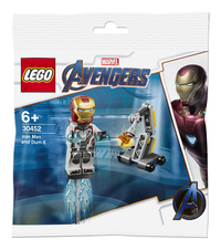 LEGO Super Heroes - Iron Man & Dum-E (30452)