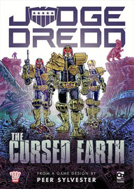 Judge Dredd: The Cursed Earth - Card Game
