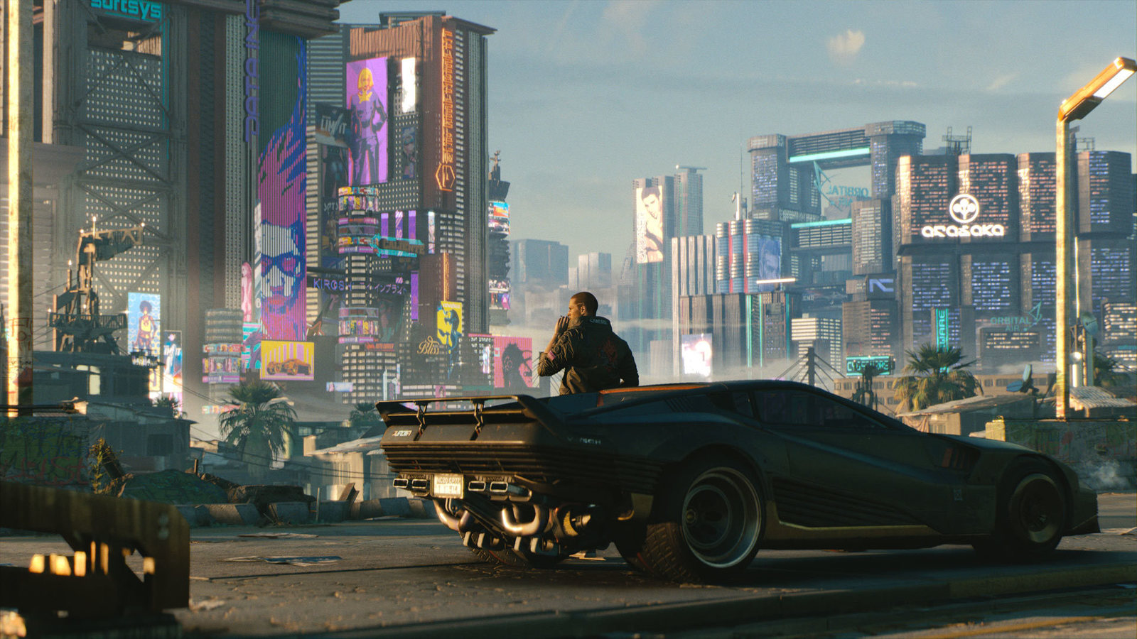 Cyberpunk 2077 Day One Edition for PC image