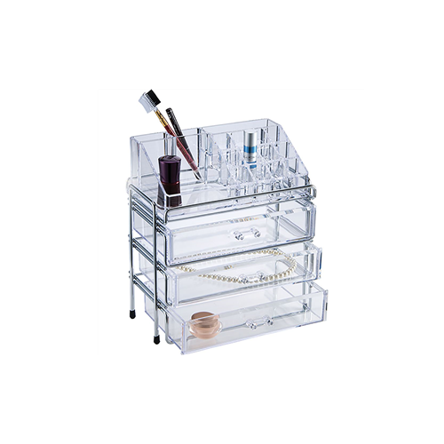 Glam 3 Drawer Organiser