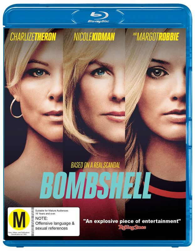 Bombshell on Blu-ray