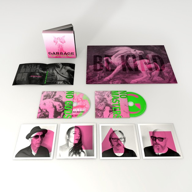 No Gods No Masters (Deluxe Edition) by Garbage