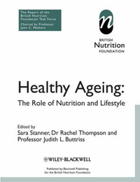Healthy Ageing by BNF (British Nutrition Foundation) image