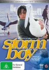 Storm Boy - Special Anniversary Edition on DVD
