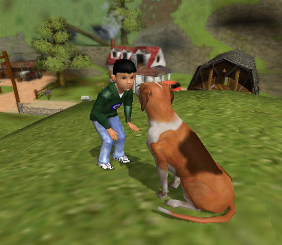 Dog's Life for PlayStation 2 image