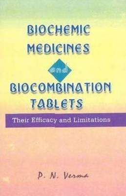 Biochemic Medicines Combination and Tablets (BMCT) by P.N. Verma image