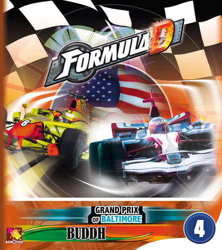 Formula D - Expansion 4