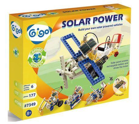 Gigo - Solar Power