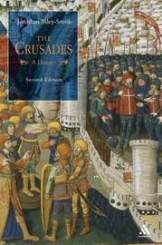 The Crusades: A History by Jonathan Riley-Smith image