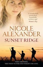 Sunset Ridge by Nicole Alexander