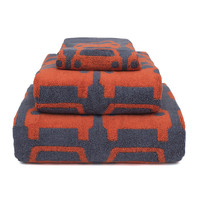 Orla Kiely Kids Face Towel - Cars