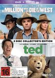 A Million Ways To Die In The West/Ted DVD