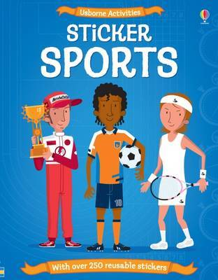 Sticker Dressing Sports by Kate Davies
