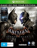 Batman Arkham Knight Game of the Year Edition for Xbox One