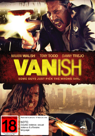 VANish on DVD