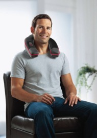 Homedics Neck and Shoulder Massager with Heat image