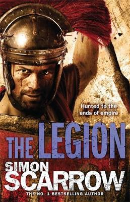 The Legion (Eagles of the Empire 10) by Simon Scarrow image