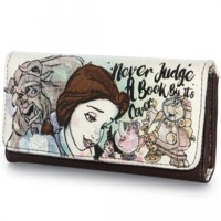 Loungefly Disney Beauty and the Beast Wallet