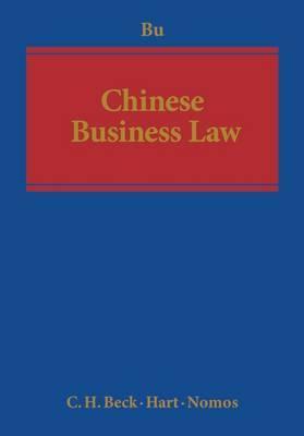 Chinese Business Law by Yuanshi Bu image