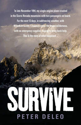 Survive by Peter DeLeo