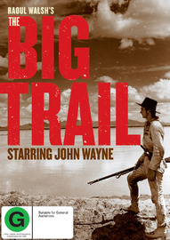 The Big Trail on DVD