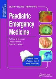 Paediatric Emergency Medicine by Alisa McQueen image