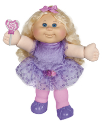 "Cabbage Patch Kids: 14"" Plush Doll - Dancer Girl"