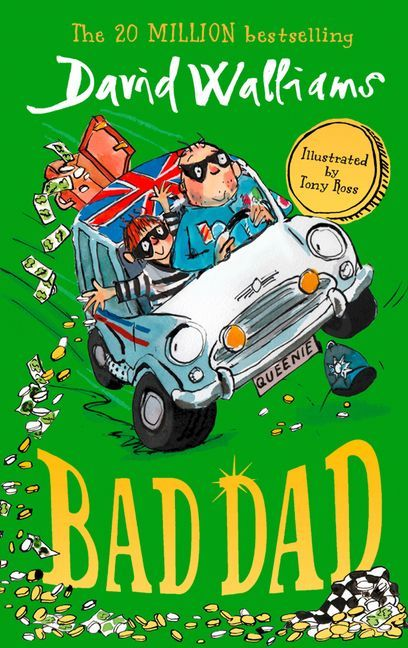 Bad Dad by David Walliams