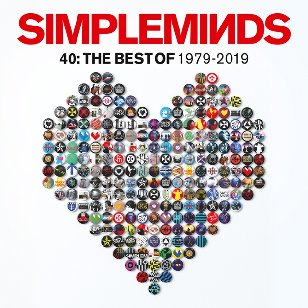 40: The Best Of 1979-2019 by Simple Minds