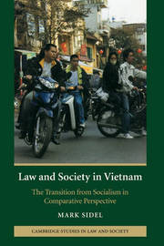 Cambridge Studies in Law and Society by Mark Sidel image