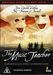 The Music Teacher on DVD