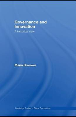 Governance and Innovation by Maria Brouwer image