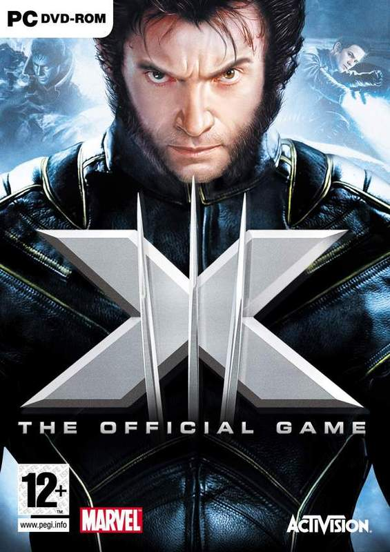 X-Men III: The Official Game for PC Games