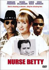 Nurse Betty on DVD