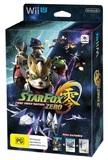 Star Fox Zero First Print Edition for Nintendo Wii U