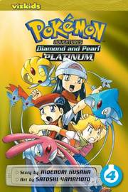 Pokemon Adventures: Diamond and Pearl/Platinum, Vol. 4 by Hidenori Kusaka