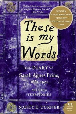 These Is My Words by Nancy Turner